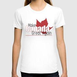 Make Canada Great Again(3) T-shirt