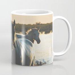 Camargue Horses III ... Coffee Mug