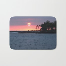 Kona Sunset Bath Mat
