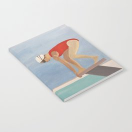 Swimmer Notebook