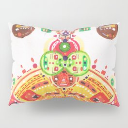Heavy metals inception in a supernova exploding star Pillow Sham