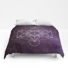 Star of Metatron Comforters