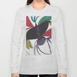 A Colorful Flight Long Sleeve T-shirt