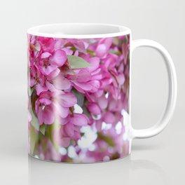 Deep pink blossom Coffee Mug