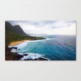 Island Vibes Canvas Print