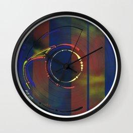 Groove 303 Wall Clock