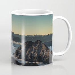 Tumultuous Waters Coffee Mug