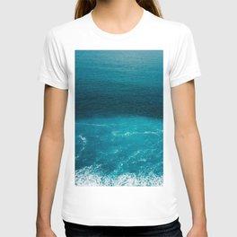 Amalfi Coast Water T-shirt