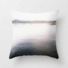Spanish Sunset Throw Pillow