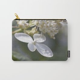 4 petal flower Carry-All Pouch