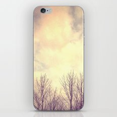 Her Bare Branches Waited for Spring iPhone & iPod Skin
