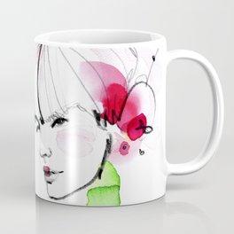 bloomy March Coffee Mug