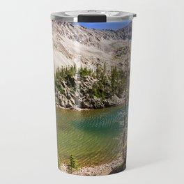 Lake Agnes Colorado Travel Mug