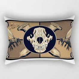 Amos Fortune Test Pattern Rectangular Pillow