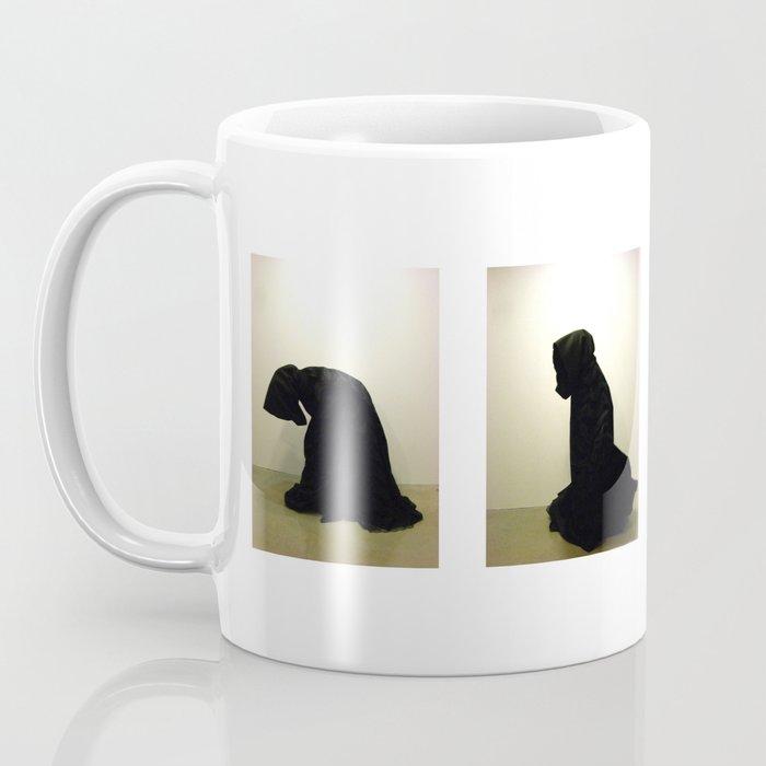 B&W Coffee Mug