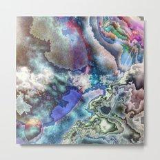 Colorful Impressions Metal Print