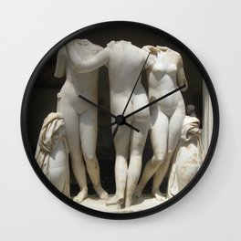 To Be Inspired Wall Clock