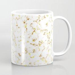 Gold/Bronze Marble Coffee Mug