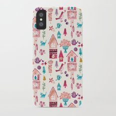 And I Was Daydreaming One Day... iPhone X Slim Case