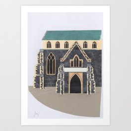 St. Andrews (Norwich) Art Print
