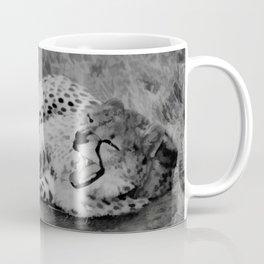 Cheetah fangs Coffee Mug