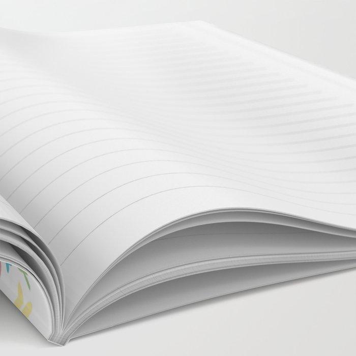 Ponyo Pattern - Studio Ghibli Notebook
