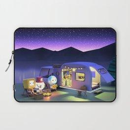 Camping Night Laptop Sleeve