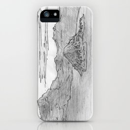 The Island is Growing iPhone Case