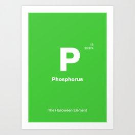Phosphorus Art Print