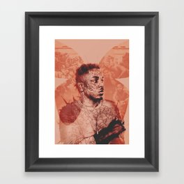 To Pimp A Butterfly Framed Art Print