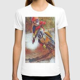 Dirt Man T-shirt