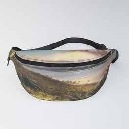 12,000pixel-500dpi - Frederic Edwin Church - View Of Cotopaxi - Digital Remastered Edition Fanny Pack