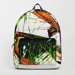 Artsy Coconuts Backpack