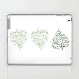 Linden leaves Laptop & iPad Skin