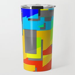 So This is What They Call Art Travel Mug