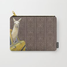 Taxi Llama Carry-All Pouch