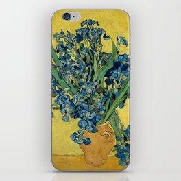 Vincent Van Gogh - Irises May iPhone Skin