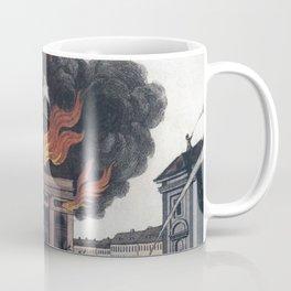 Thalia in Flames Coffee Mug