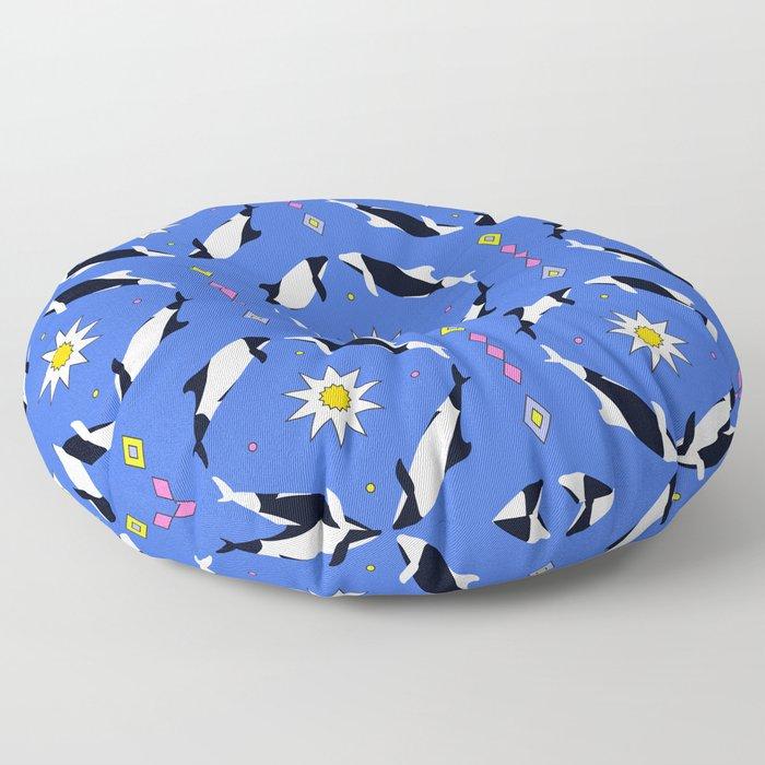 Las Toninas II Floor Pillow