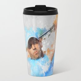 Sergio Garcia Travel Mug