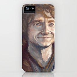 Bilbo iPhone Case