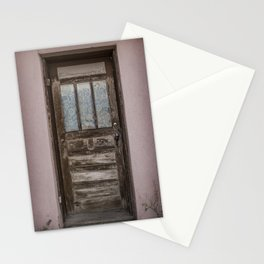 Santa Rosa Door Stationery Cards