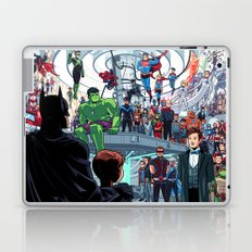 You'll Be Safe Here Laptop & iPad Skin