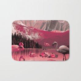 Flamingo Land Bath Mat