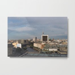 Berlim - Germany Metal Print