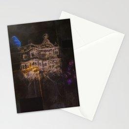 La Pedrera White Stationery Cards