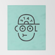 Stay Cool Throw Blanket