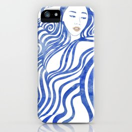 Water Nymph XXVII iPhone Case