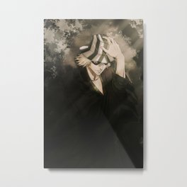 Bleach Ichigo Metal Print