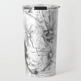 forest flower Travel Mug